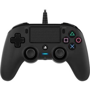 Nacon Wired Compact Controller - black (PS4)