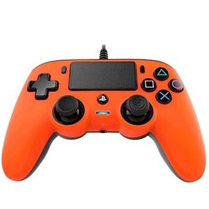 Nacon Wired Compact Controller - orange (PS4)