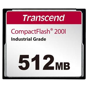 Transcend industrial CF card 512MB CF200I PIO Mode