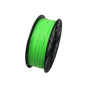 GEMBIRD Tisková struna (filament), ABS, 1,75mm, 1kg, fluorescentní, zelená