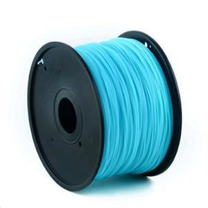 Tisková struna (filament) GEMBIRD, PLA, 1,75mm, 1kg, nebeská modrá
