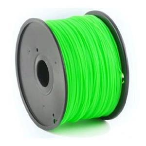 GEMBIRD Tisková struna (filament), PLA, 1,75mm, 1kg, zelená