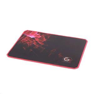 Podložka pod myš látková černá, MP-GAMEPRO-L, herní, 400x450