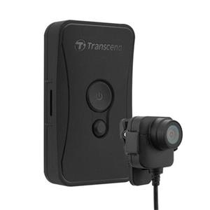 Transcend DrivePro Body 52 osobní kamera, Full HD 1080p, 32GB interní paměť, Wi-Fi, USB 2.0, IPX4, černá