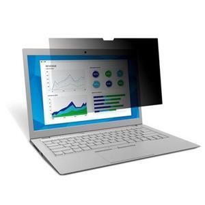 3M Černý privátní filtr na notebook 15.6'' widescreen 16:9 (PF156W9B)