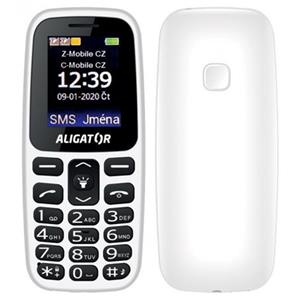ALIGATOR A220 Senior bílý
