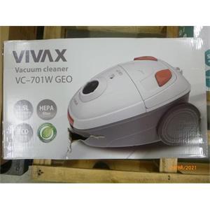 Vivax Vysavač VC-701W White REPAS