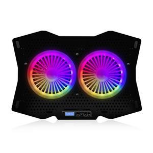 Modecom MC-CF18 RGB chladící podložka pro notebooky do velikosti 18