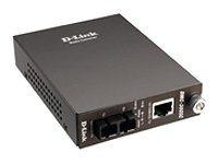 10/100to100BaseFX (SC) Multimode Media Converter