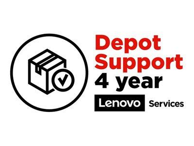 Lenovo WarUpgrade na 4r Carry-In pro Ntb TP Edge