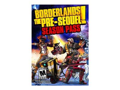 Borderlands The Pre-Sequel! Season Pass