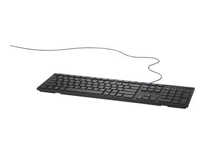 Dell klávesnice, multimediální KB216, UK, anglická