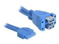 Delock USB 3.0 Pin Header