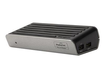 Targus Universal USB-A Dual Video Docking Station