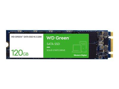 SSD 120GB WD Green 3D M.2 SATAIII 2280