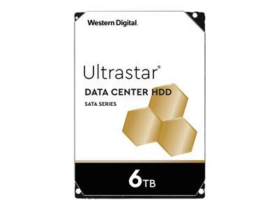 HDD 6TB Western Digital Ultrastar DC HC310 SATA