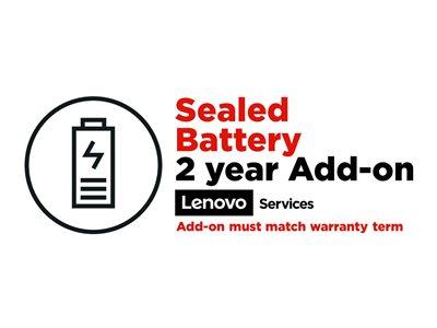 LENOVO záruka ThinkPad elektronická - z délky Multiple  >>>  2 roky Sealed Battery
