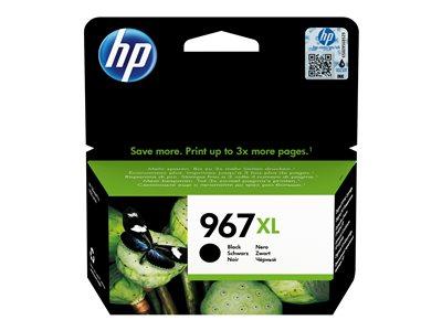 HP 967XL Extra High Yield Black Original Ink Cartridge