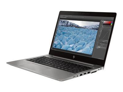 HP ZBook 14u G6 UHD 600nts i7-8565U/AMD Radeon Pro WX 3200-4GB/16GB/512GB NVMe/W10Pro