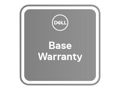 Změna záruky Dell PE R340 z 3y Basic na 5y Basic NBD NPOS - pro nové servery