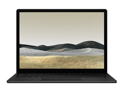 Microsoft Surface Laptop 3 - 15in / i7-1065G7 / 16GB / 256GB, Black; Commercial