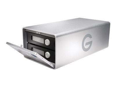 G-Technology G-RAID with Thunderbolt 3 GRARTH3EB120002BDB