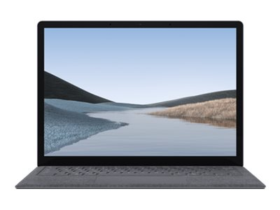 Microsoft Surface Laptop 3 - 13.5in / i7-1065G7 / 16GB / 512GB, Platinum; Commercial