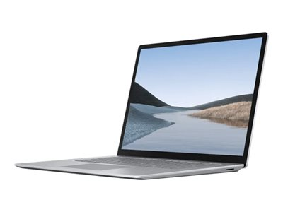Microsoft Surface Laptop 3 - 15in / i5-1035G7 / 8GB / 128GB, Platinum; Commercial