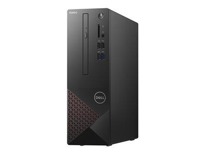 DELL PC Vostro 3681 SF/Core i5-10400/8GB/1TB/Intel UHD 630/TPM/DVD RW/WLAN + BT/Kb/Mouse/W10Pro/3Y Basic Onsite