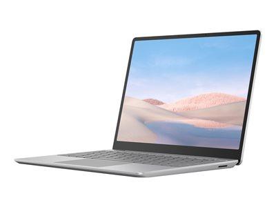 Microsoft Surface Laptop Go - i5-1035G1 / 8GB / 256GB, Platinum; Commercial