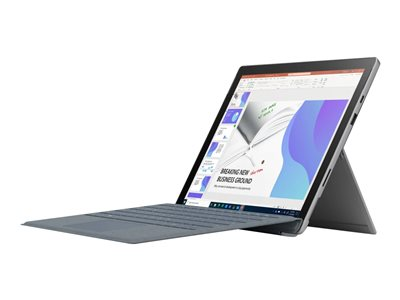 Microsoft Surface Pro 7+ - i7-1165G7 / 16GB / 1TB, Platinum; Commercial