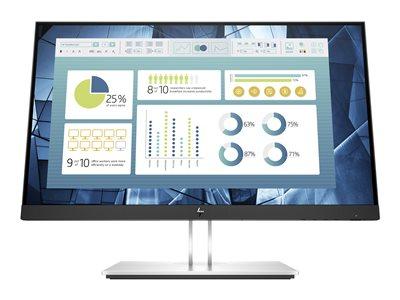HP E22 G4 monitor 21.5 IPS, 1920x1080, 5 ms, 250 cd/m2, 1000:1, VGA, DP 1.2, HDMI 1.4, USB-A 3.2 4x, 3/3/0