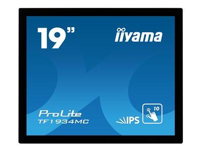 iiyama ProLite TF1934MC-B7X, 48.3 cm (19''), Projected Capacitive, 10 TP, black