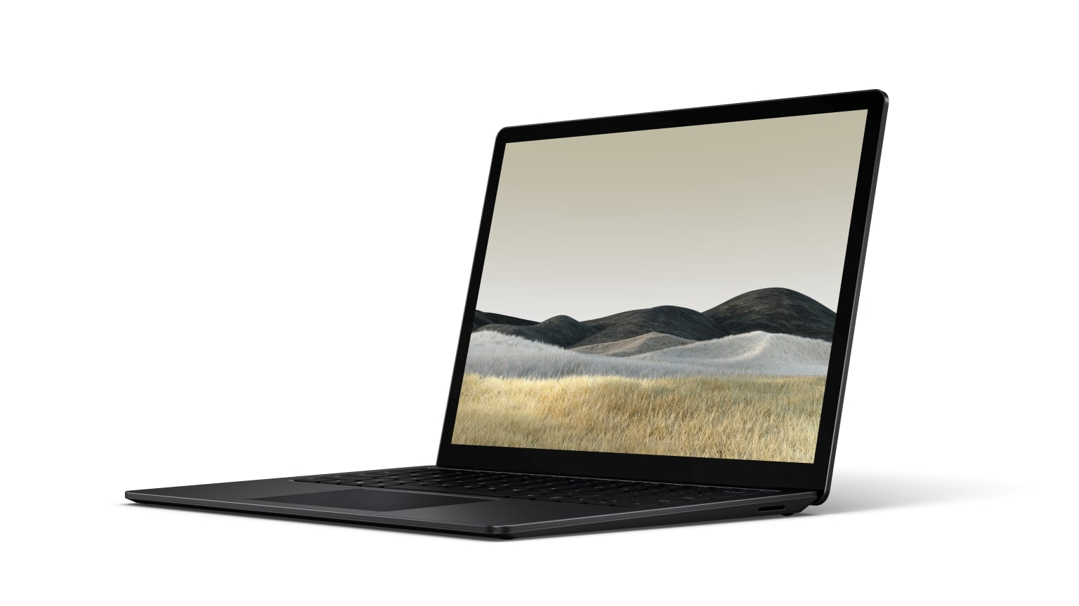 Microsoft Surface Laptop 3 - 13.5in / i5-1035G7 / 8GB / 256GB, Black; Commercial