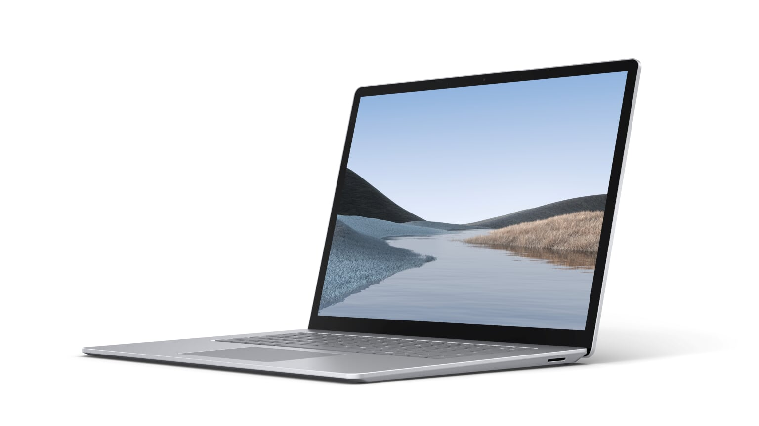 Microsoft Surface Laptop 3 - 15in / i5-1035G7 / 8GB / 256GB, Platinum; Commercial