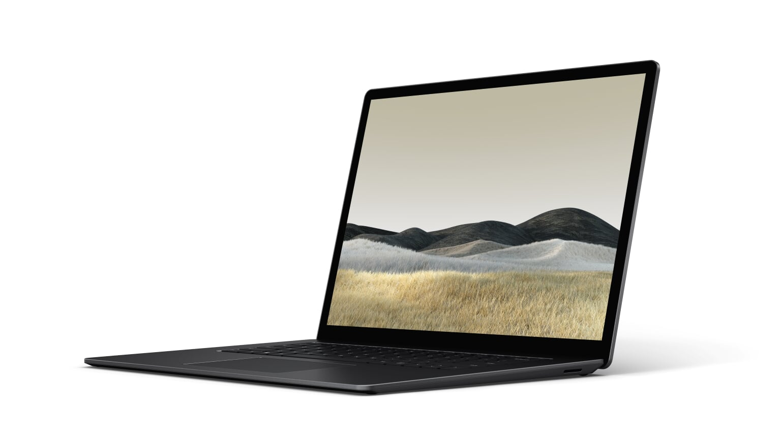 Microsoft Surface Laptop 3 - 15in / i5-1035G7 / 8GB / 256GB, Black; Commercial