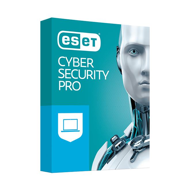 ESET Cyber Security Pro 4 lic. 2 roky | macOS